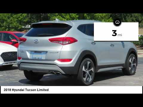 2018 Hyundai Tucson Cary NC HY81509