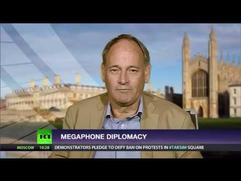 Megaphone Diplomacy (ft. Sir Tony Brenton, ex British Amb. to Russia)
