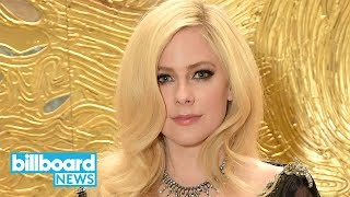 """Avril Lavigne Performs """"Head Above Water"""" For the First Time on 'Kimmel' 