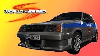 world of Speed - Обзор. Бета-тест