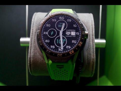 new styles 23dbb 8b601 時計タグ ホイヤーがスマートウォッチ発表!!価格は18.5万円
