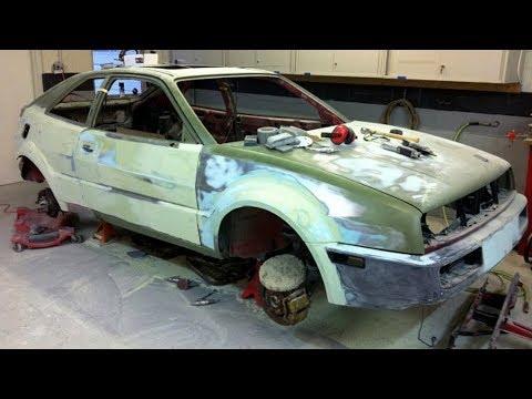 VolksWagen Corrado R32 Custom Build Project