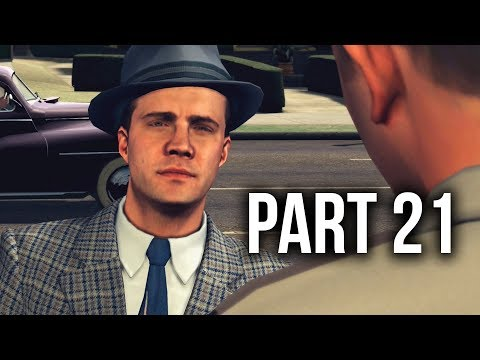 LA Noire Remastered Gameplay Walkthrough Part 21 - HOUSE OF