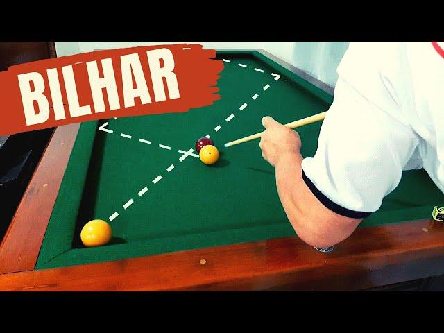 O verdadeiro Bilhar