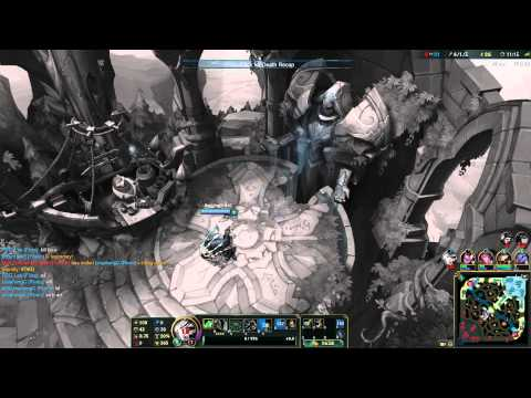 League of Legend on MSI Twin Frozer 4GB GTX 970