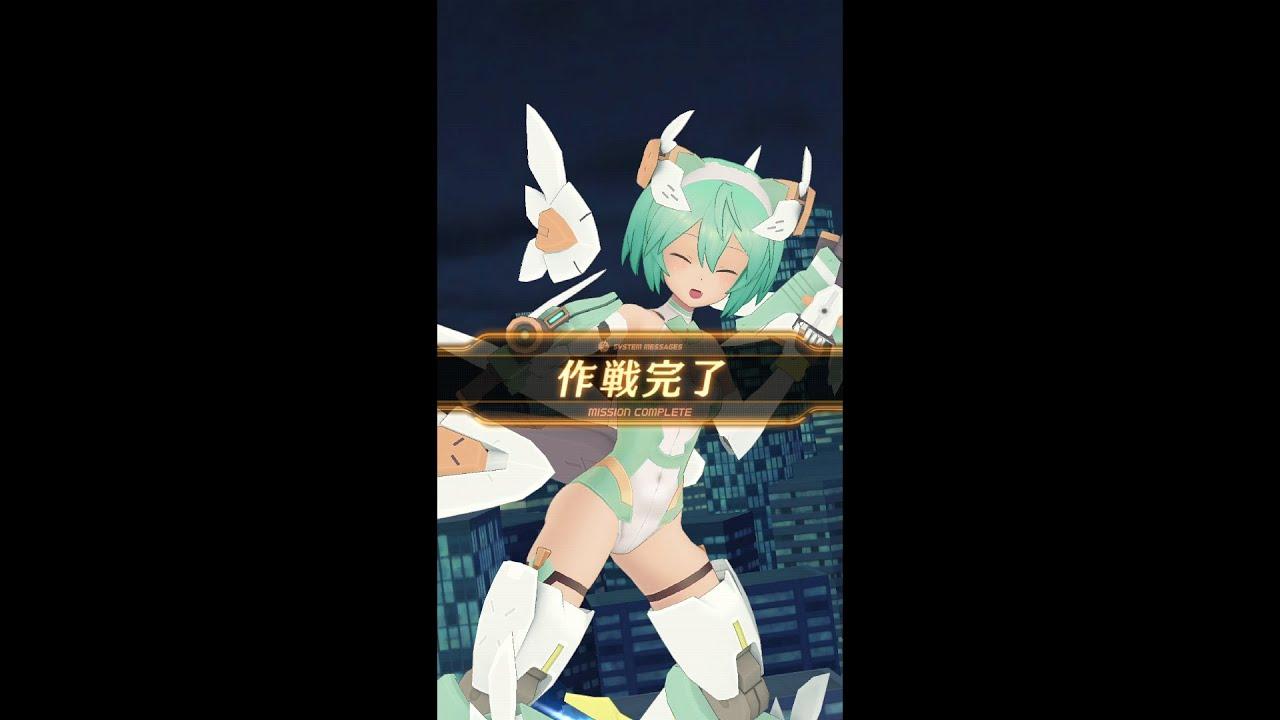 ★4 シルフィーⅡ_戦闘ムービー