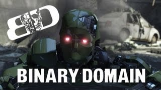 Binary Domain Gameplay