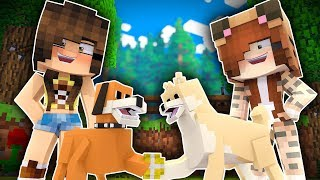 Minecraft Daycare - PUPPY PLAYDATE !? (Minecraft Roleplay)