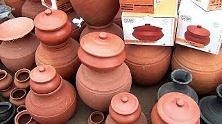 Amazing Benefits of Cooking Food in Mud Pots | Where to buy, its cost and advantages explained