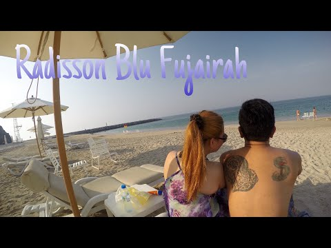 Radisson Blu Fujairah UAE Weekend