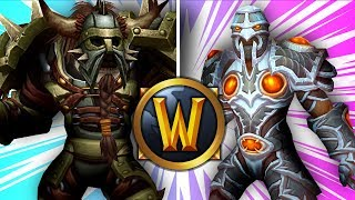 Fearless WARRIOR vs Unkillable PALADIN! (5v5 1v1 Duels) - PvP WoW: Battle For Azeroth 8.1