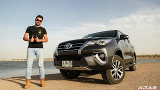 Toyota Fortuner 2016 تويوتا فورتشنر