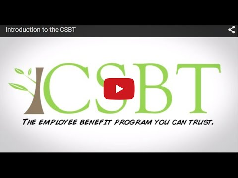 Community Services Benefits Trust - Introduction
