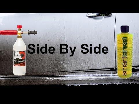 Snow Foam Lance Test : Smartwax Car Wash Part 2