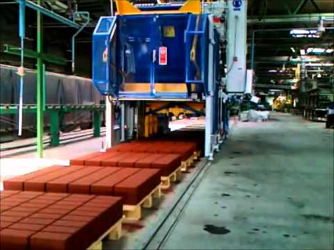 Zenith 940 Paving Stones Production Youtube