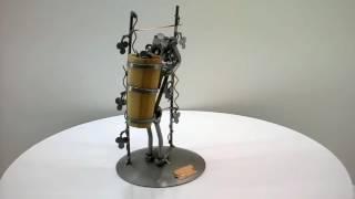 Скульптуры из Металла Hinz and Kunst ручной работы