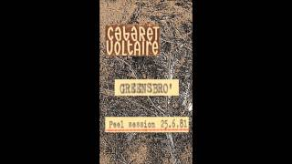 cabaret voltaire - greensborough
