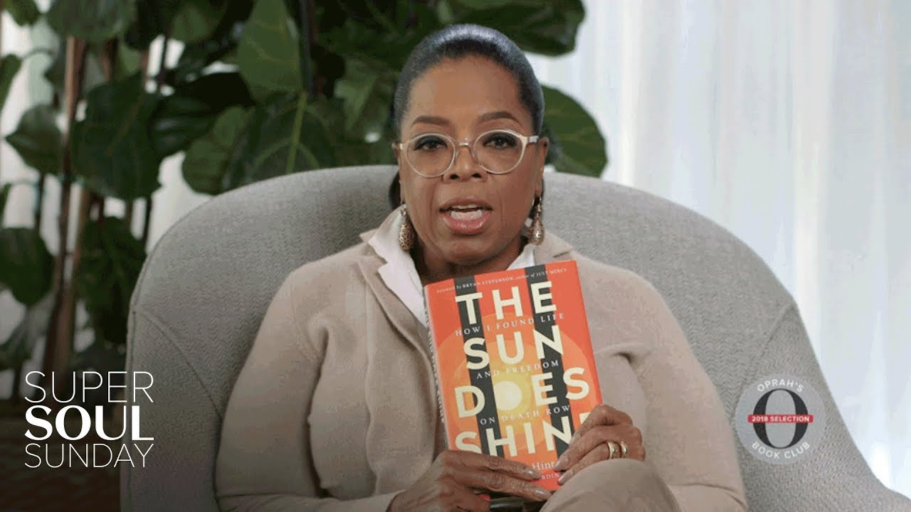 Oprah's Latest Book Club Selection Is An 'Epic' Memoir By An