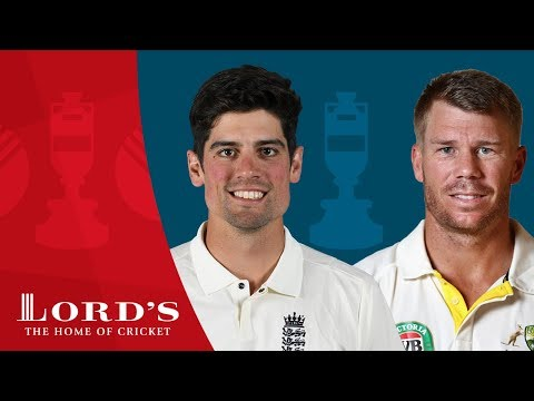Alastair Cook vs David Warner  Ashes Who's The Greatest?