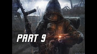 METRO EXODUS Walkthrough Gameplay Part 9 - Interrogration (Let's Play Commentary)
