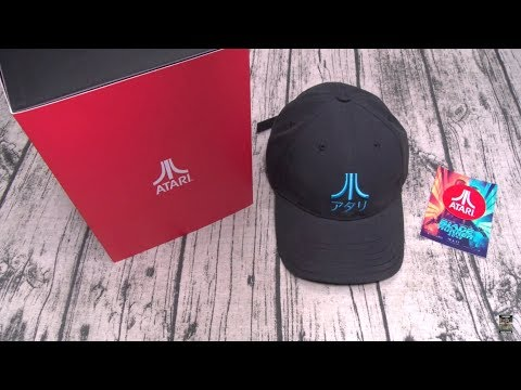 New Unboxing And Review Video Of The Atari Speakerhat Limited Edition Bladerunner 2049