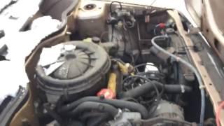 Renault R9 1.4L Petrol Carb. 86'