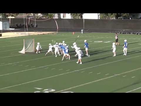 Goal #17 - Quick BG and goal - garbage dumping on goalie