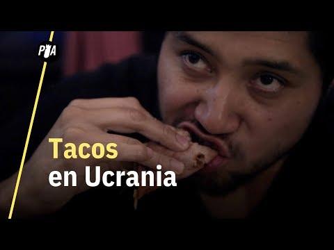 Probamos tacos mexicanos en Ucrania: ¿sabrosos o repugnantes?