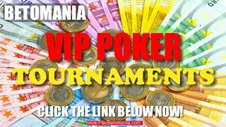®️ Betomania Strategy - The Biggest Competition Of Trading Social & Live Poker  - MakeMoneyRobot