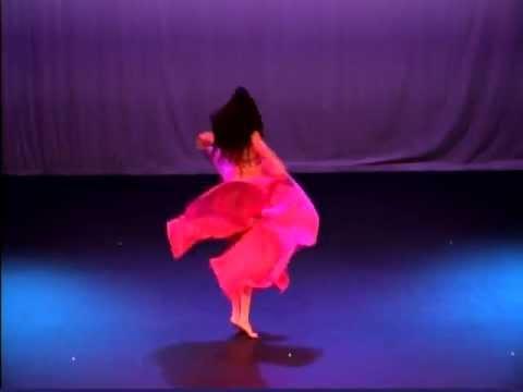 Andalee at Viva Raks Vegas LVBDI 2012 Professional Show