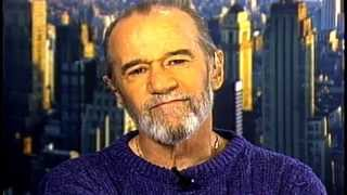 Comedy Legend George Carlin Talks With Barry Roskin Blake In Rare Interview