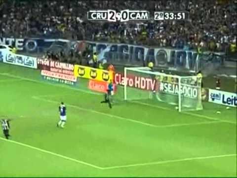 Os 27 gols de Ronaldinho pelo Atlético-MG