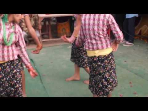 saraswati school baradanda khasyauli palpa Nepal  2014   mp4
