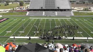 Galena Park High School Band 2015 - UIL 5A Area F Marching Contest