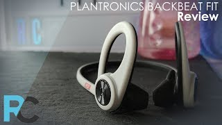 Do you even lift? - Plantronics Backbeat Fit review