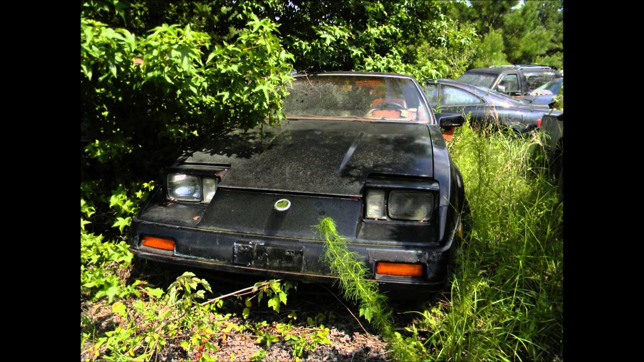 Some Rare And Abandoned And Cars That Need Saving Youtube