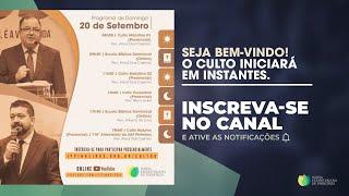Culto Noturno 19h   Igreja Presbiteriana de Pinheiros