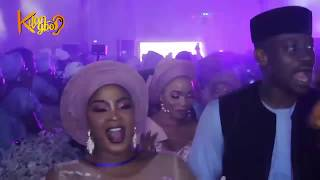 What ACTUALLY happens when Mercy Aigbe, Ijebu, Fathia, Funsho Adeolu Smash Abimbola's wedding