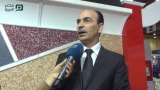 مصر العربية | رئيس مجلس إدارة شركة «سلك أم أم»: الإقبال على معرض «باتيمات مصر» ممتاز