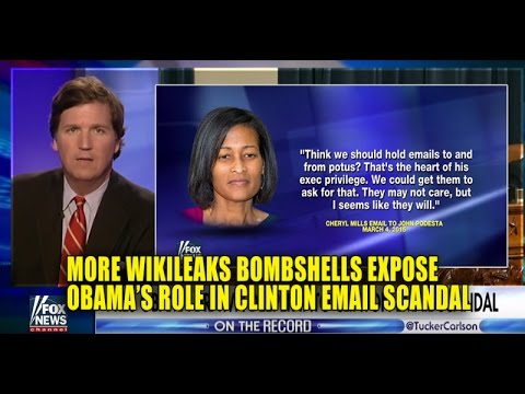 Breaking WIKIleaks Obama Hillary Clinton Email Corruption Scandal October 29 2016
