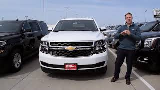 Chevy Suburban Comparison. Which will you choose?