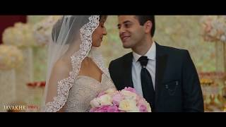 Самая шикарная Армянская свадьба в Москве!