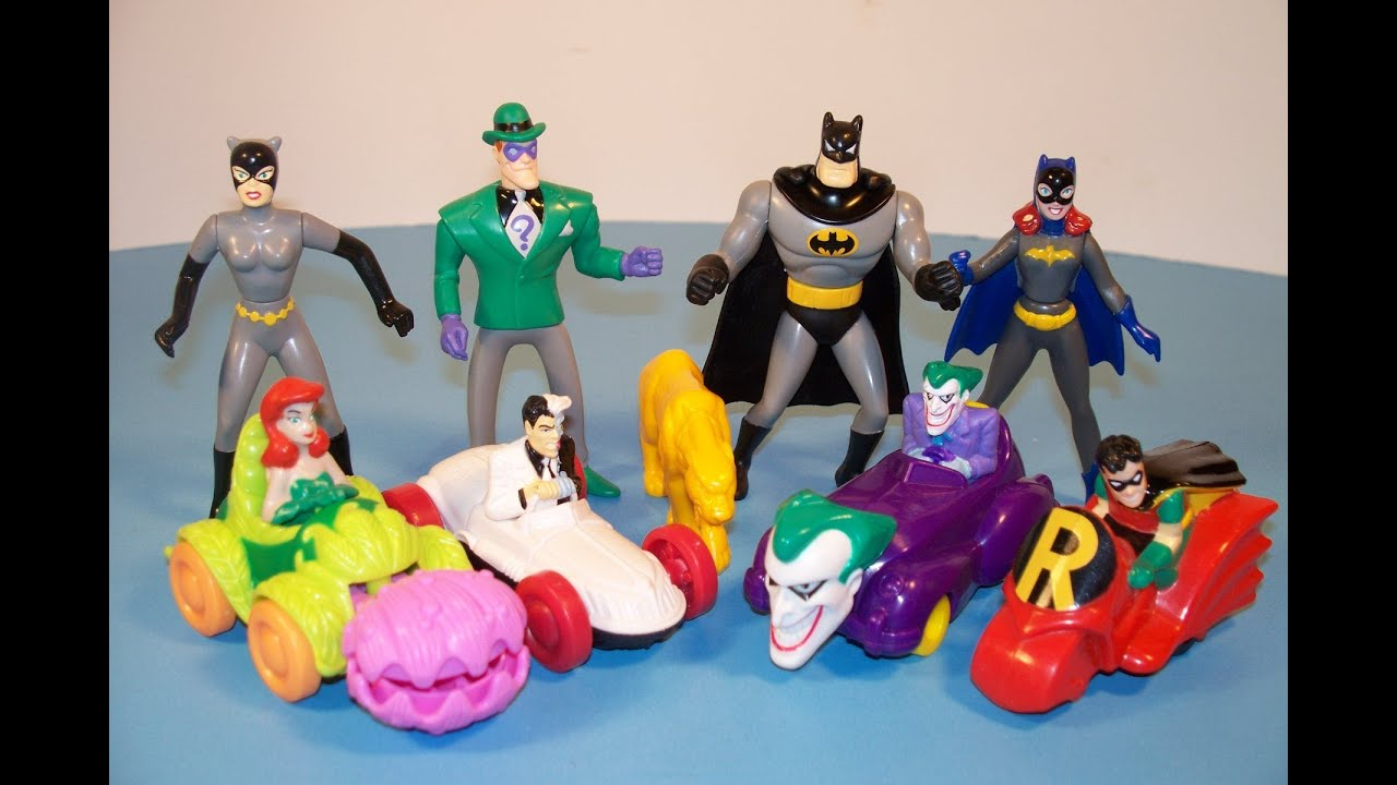 Happy Meal Toys Value 109