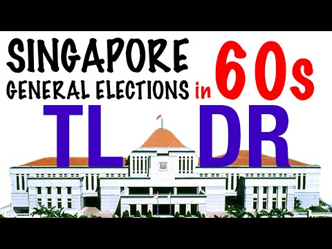 [TL;DR] Singapore General Elections Explained in 60 Seconds (2015)