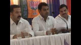 BJP Kisan Morcha Faridabad President Nainpal Rawat Announced Dist. Executive