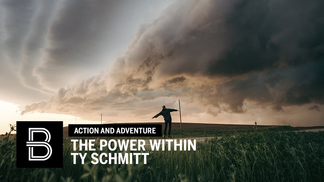 The Power Within — Storm Chasing with Ty Schmitt