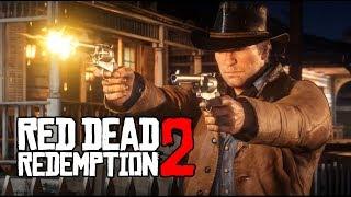 Взгляд на Red Dead Redemption 2: Новый Герой, Старая Банда