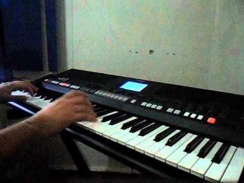 pisadinha novo teclado da yamaha psr s650 youtube. Black Bedroom Furniture Sets. Home Design Ideas