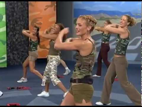 Billy Blanks Bootcamp Elite Mission 1 Youtube