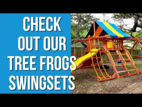 Wooden Swing Sets In San Antonio Texas ~ The Best Ever
